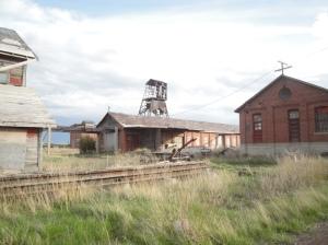 Mine Buildings