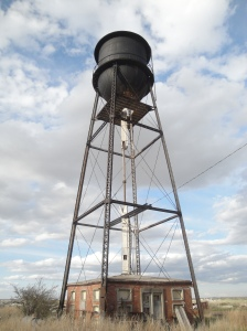 Galt No. 8 Water Tower