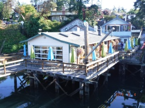 Seahorse Cafe Brentwood Bay