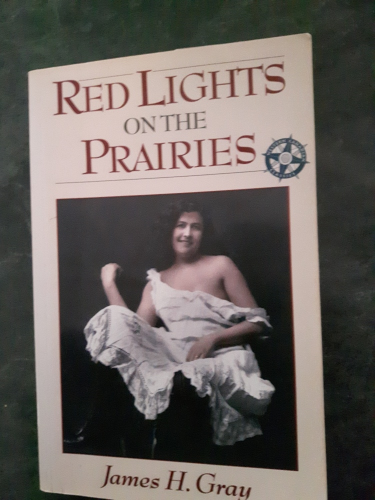 red lights book photo
